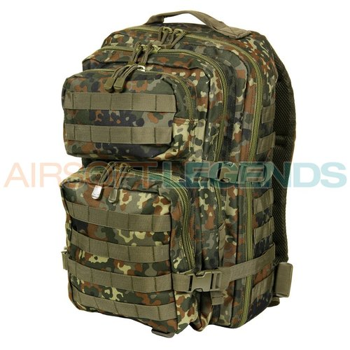 101Inc. 101Inc Mountain Backpack Flecktarn