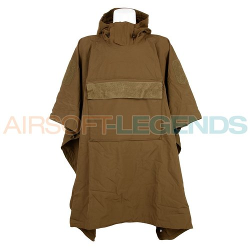 101Inc. 101Inc. Softshell Poncho Coyote