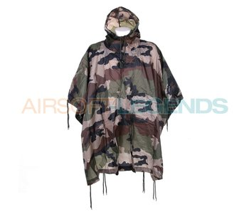 101Inc Recon Poncho CCE/Woodland