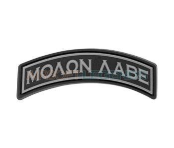 JTG Molon Labe Tab Rubber Patch