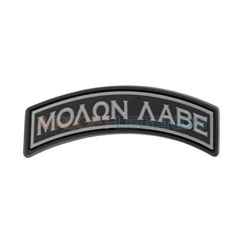 JTG JTG Molon Labe Tab Rubber Patch