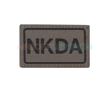 Claw Gear NKDA Patch