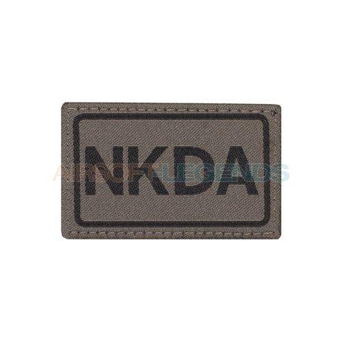 Clawgear Claw Gear NKDA Patch