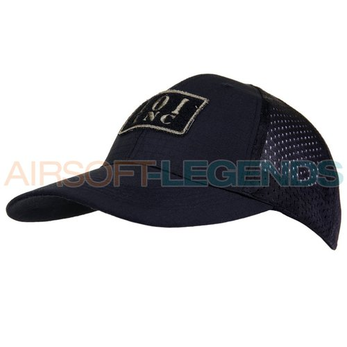 101Inc. 101Inc. Tactical Mesh Cap Black