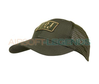 101Inc. Tactical Mesh Cap OD