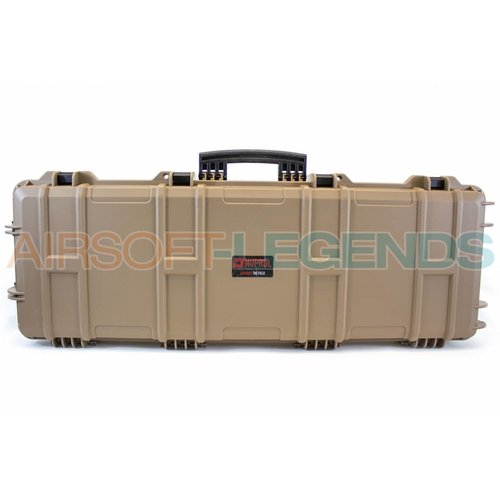 NUPROL Nuprol Large Hard Case Tan