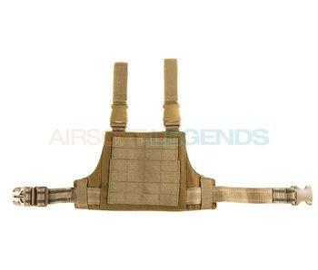 Invader Gear Mk.II Molle Leg Platform Coyote