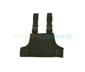 Invader Gear Mk.II Molle Leg Platform OD