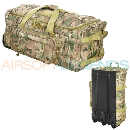 101Inc. 101Inc. Trolley Commando Bag Multicam