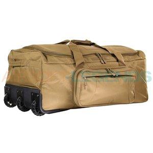 101Inc. 101Inc. Trolley Commando Bag Coyote