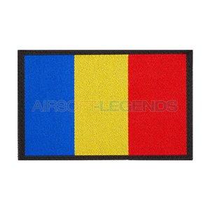 Clawgear Clawgear Romania Flag Patch