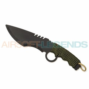 TS Blades El Coronel Black Cord