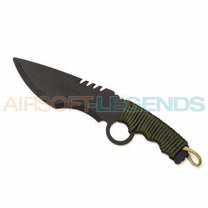 TS Blades TS El Coronel Black Cord