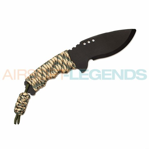 TS Blades TS Desert Warrior Black Cord