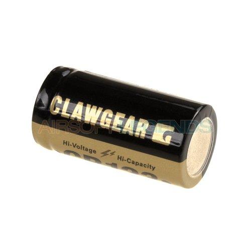 Clawgear Claw Gear CR123 Lithium 3V