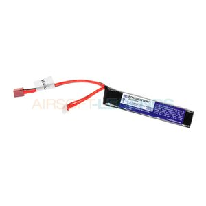 Pirate Arms Pirate Arms LiPo 11.1V 1100mAh 20C Stock Tube Type T-Plug