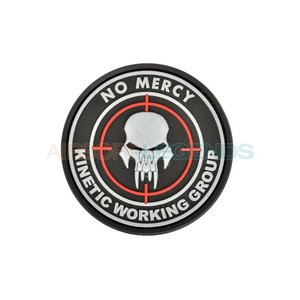 JTG JTG No Mercy Rubber Patch Black