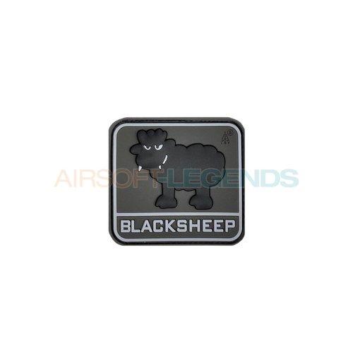 JTG JTG Blacksheep Rubber Patch Black