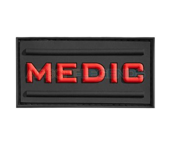JTG Medic Rubber Patch Black