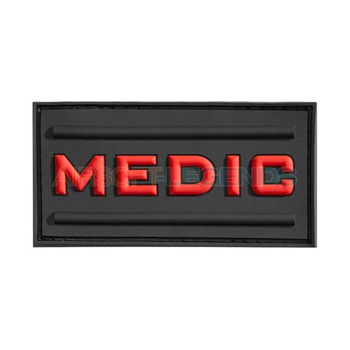 JTG JTG Medic Rubber Patch Black