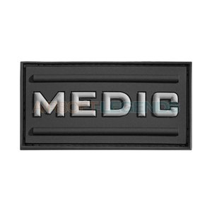 JTG JTG Medic Rubber Patch Black V2