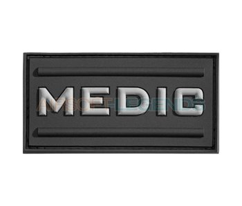 JTG Medic Rubber Patch Black V2