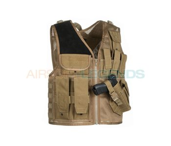 Invader Gear MK.II Crossdraw Vest Coyote