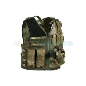 Invader Gear Invader Gear MK.II Crossdraw Vest Everglade (A-TACS-FG)