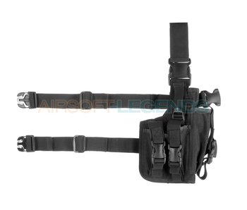 Invader Gear SOF Holster Black