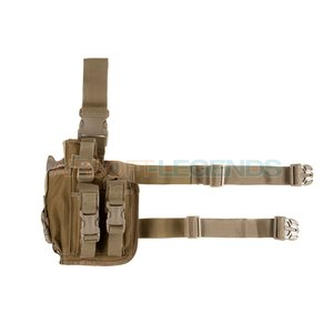 Invader Gear Invader Gear SOF Holster Coyote Left