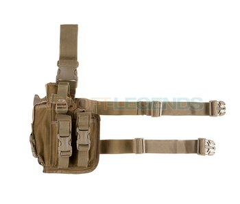 Invader Gear SOF Holster Coyote Left
