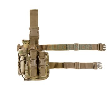 Invader Gear SOF Holster Multicam Left