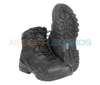 101Inc. PR. Recon Boots Mid-High Black