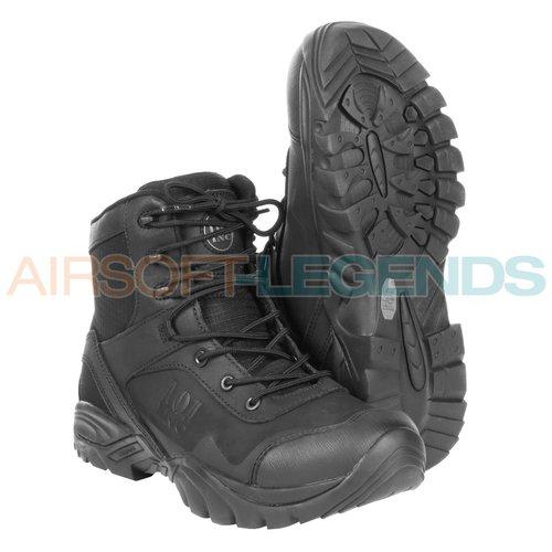 101Inc. 101Inc. PR. Recon Boots Mid-High Black