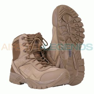 101Inc. 101Inc. PR. Recon Boots Mid-High Coyote