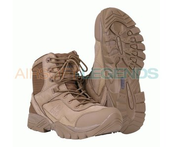 101Inc. PR. Recon Boots Mid-High Coyote