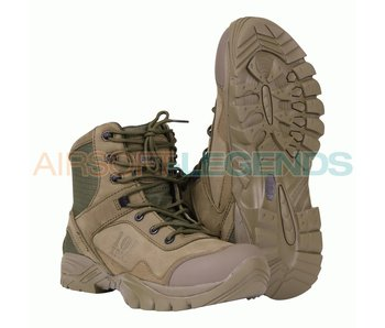 101Inc. PR. Recon Boots Mid-High Green