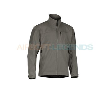 Claw Gear Rapax Softshell Jacket Grey