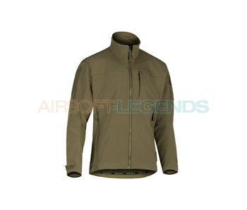 Claw Gear Rapax Softshell Jacket RAL7013