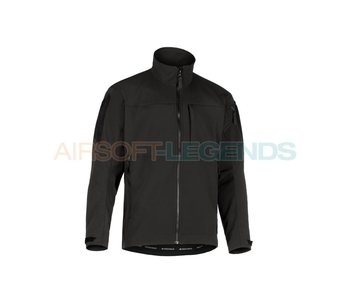 Claw Gear Rapax Softshell Jacket Black