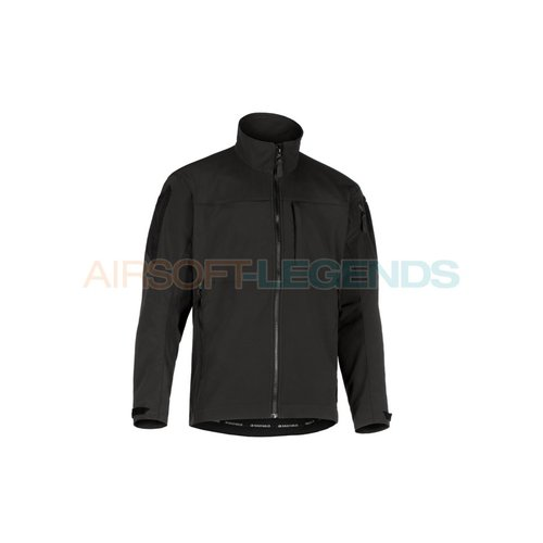 Clawgear Clawgear Rapax Softshell Jacket Black