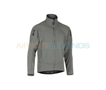 Claw Gear Audax Softshell Jacket Grey