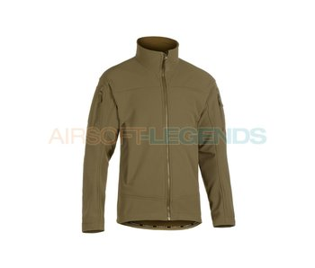 Claw Gear Audax Softshell Jacket Swamp