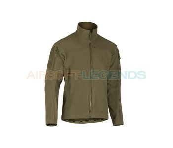 Claw Gear Audax Softshell Jacket RAL7013