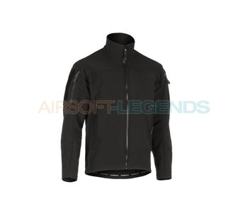 Claw Gear Audax Softshell Jacket Black