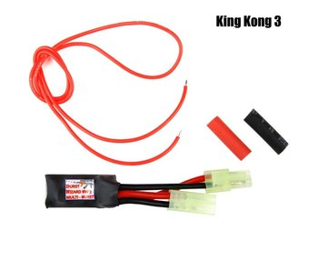 King Kong 3 Mosfet (Tamya small)