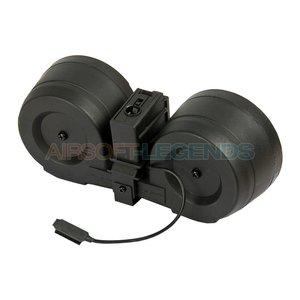 SRC SRC C-Mag G36 2000rds