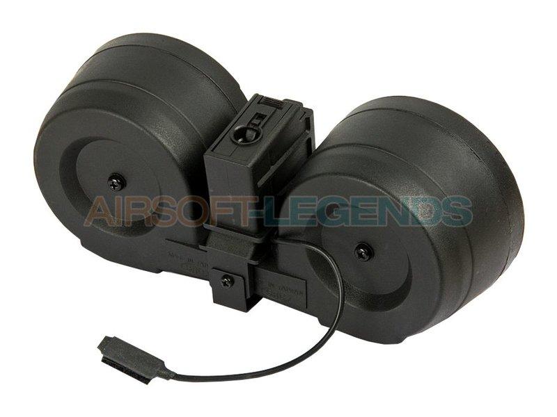 SRC C-Mag G36 2000rds