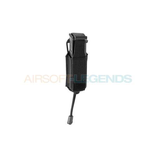 Clawgear Claw Gear 9mm Backward Flap Mag Pouch Black