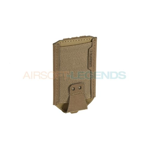 Clawgear Claw Gear 9mm Low Profile Mag Pouch Coyote